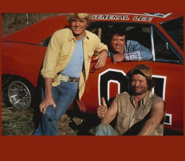 'Cooter' says NASCAR dishonoring Southerners by banning 'Dukes of Hazzard' General Lee car