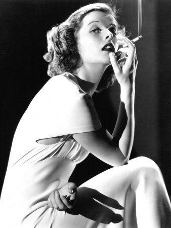 Katherine HepburnBarbara Stanwyck, Beautiful, Style Icons, Katharine Hepburn, Hollywood, Style Quotes, 1930, Smoke, Katherine Hepburn
