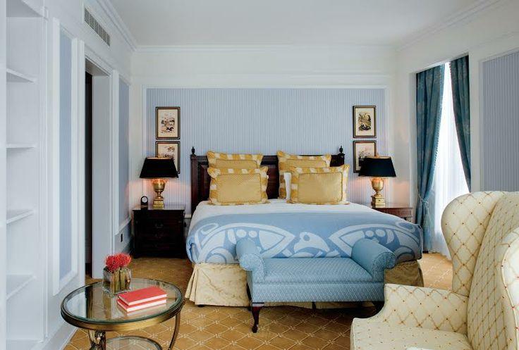 Powerscourt Suite Bedroom #powerscourthotel #hotelroom