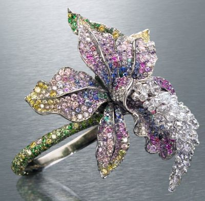 Anna Hu - Iris ring