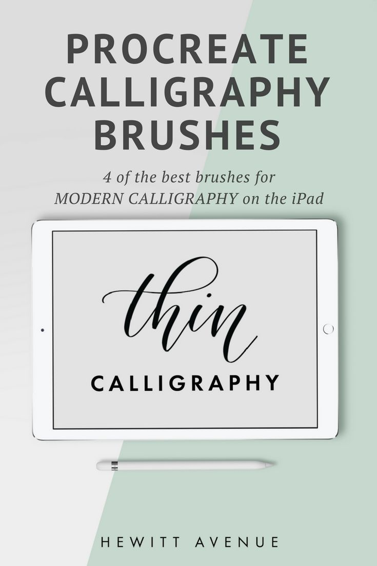 262 best iPad Lettering and Calligraphy images on Pinterest   A ...