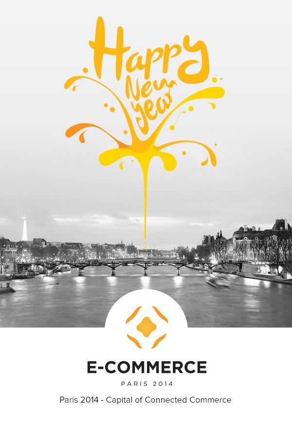 Vœux 2014 E-Commerce Paris || 2014 wishes from the E-Commerce Paris show