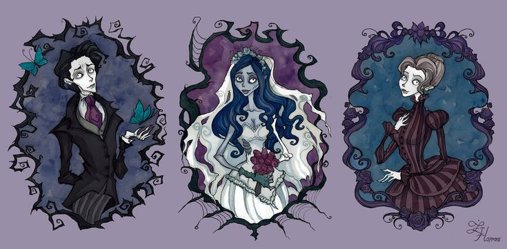 Corpse Bride by IrenHorrors on DeviantArt