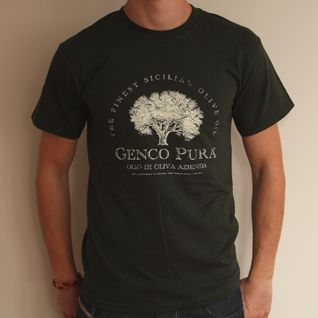 Genco Pura Olive Oil Company - Regular Fit T-shirt | Last Exit to Nowhere