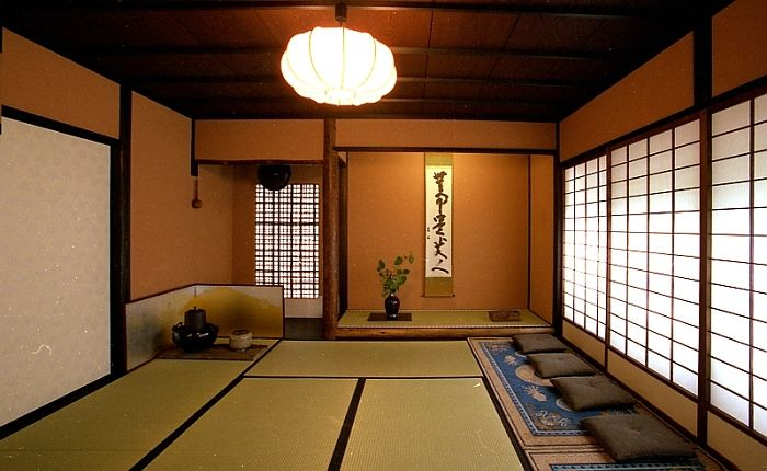 Shinen-an Kyoto,Japan 広間