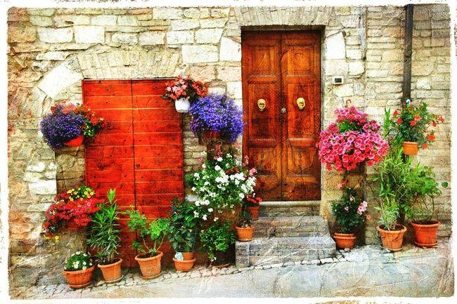 Умбрия, Италия за начинаещи - три приказни градчета