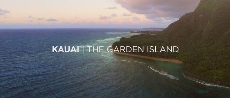 Kauai: The Garden Island
