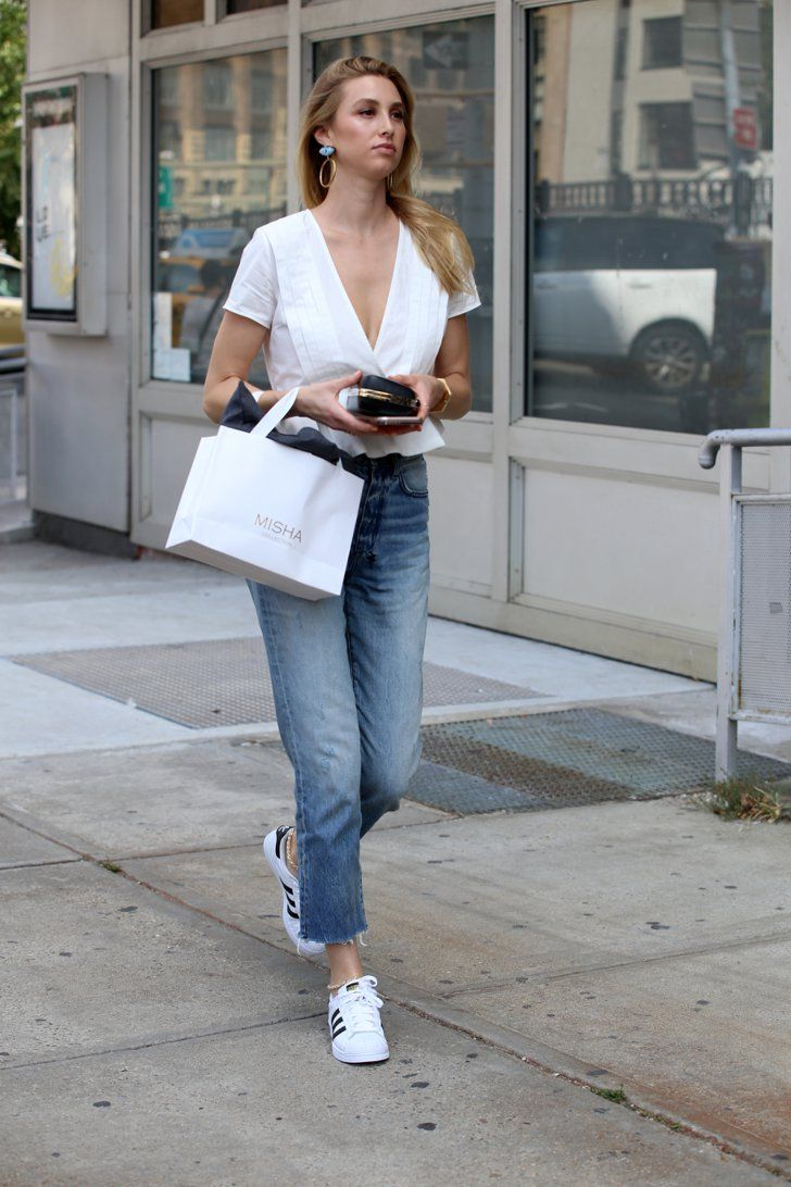 Get Your Street Style Fix Straight From New York Fashion Week Day 3 Whitney Port