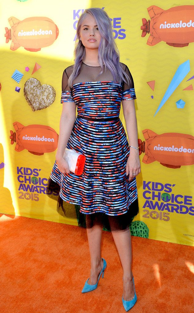 Debby Ryan from 2015 Kids' Choice Awards | E! Online