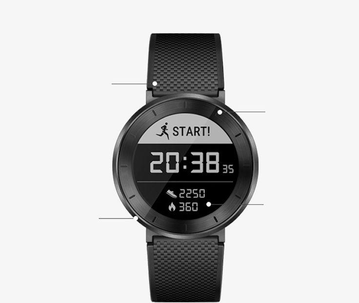 Huawei-Fit.1 Huawei Fit: El wearable enfocado en entrenamiento deportivo