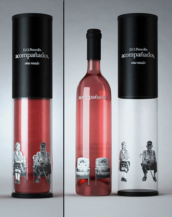 Acompañados on Packaging Design Served