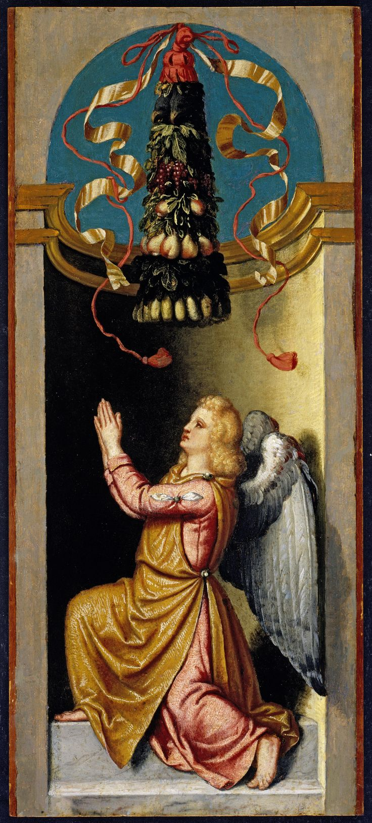 https://flic.kr/p/rh45Y2   Moretto da Brescia (Alessandro Bonvicino), Italian, 1498-1554   European paintings by old masters XIV-XVIII century
