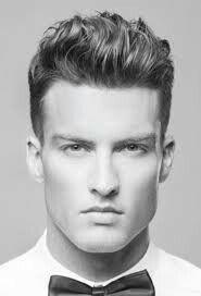 Corte cabello hombre rostro alargado