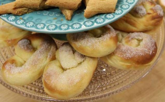 Sockerkringlor är fikats favorit! Här är ett underbart recept.