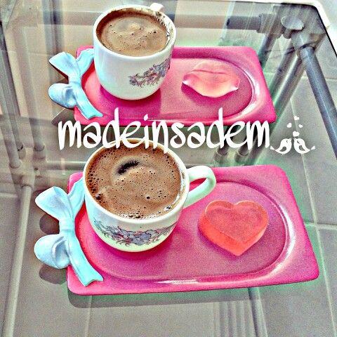 Turk kahvesi keyfi