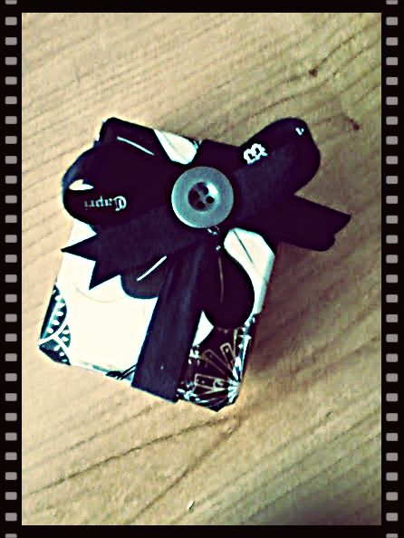 Awesome #gift #box.
