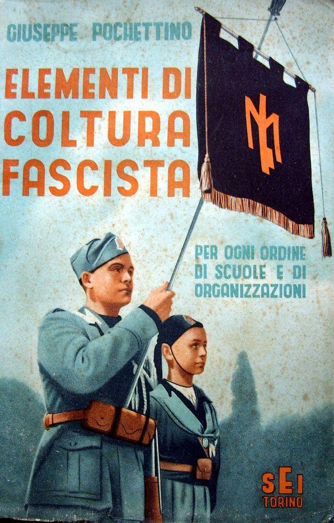 Elementi di coltura fascista #TuscanyAgriturismoGiratola