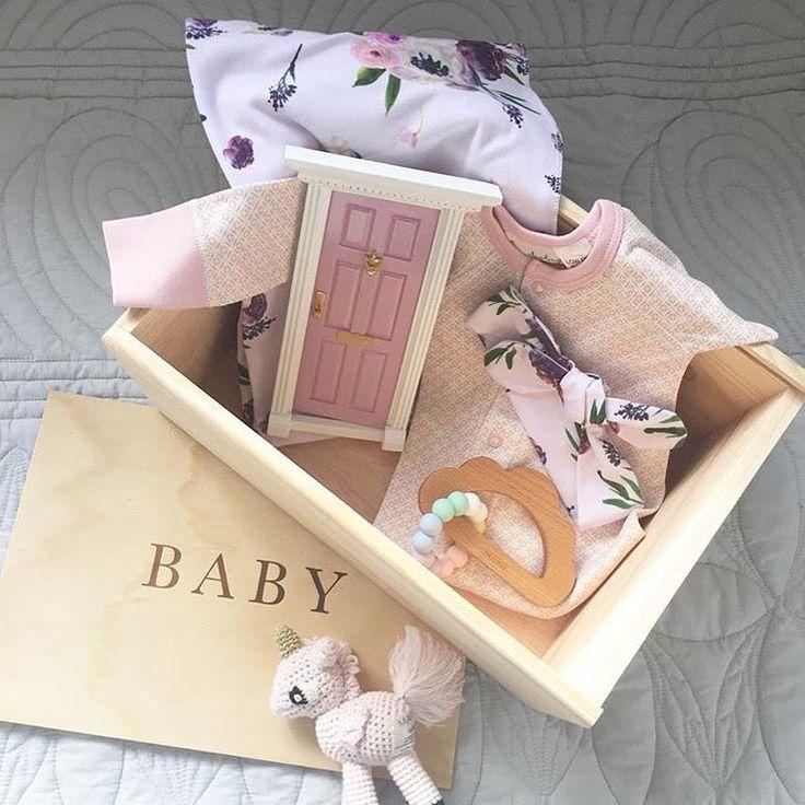 Beautiful Gift Box By The Blushing Mummy.