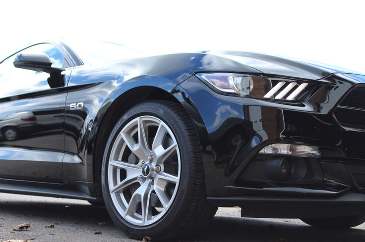 50th anniversary #ford #mustang protected with #arcticcoating
