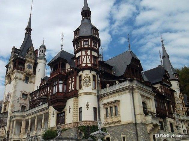 Il castello di Peles in Romania - Fidelity Foto