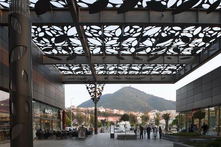 Asmaçatı Shopping/Meeting Point - Picture gallery