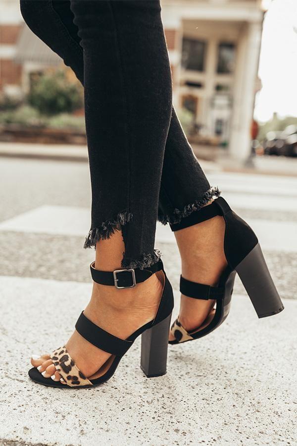 33f535e811e3 The Winslet Leopard Heel | Shoes I went to buy | Pinterest | Leopard ...