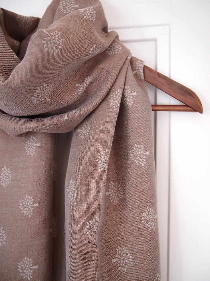 Really tempted to get a Mulberry scarf with birthday money hmmmm <3