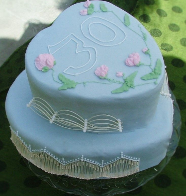Royal Birthday Cakes