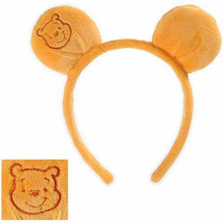 Winnie the Pooh Ears Child Halloween Costume Accessory