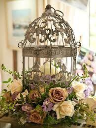 loving the vintage birdcage
