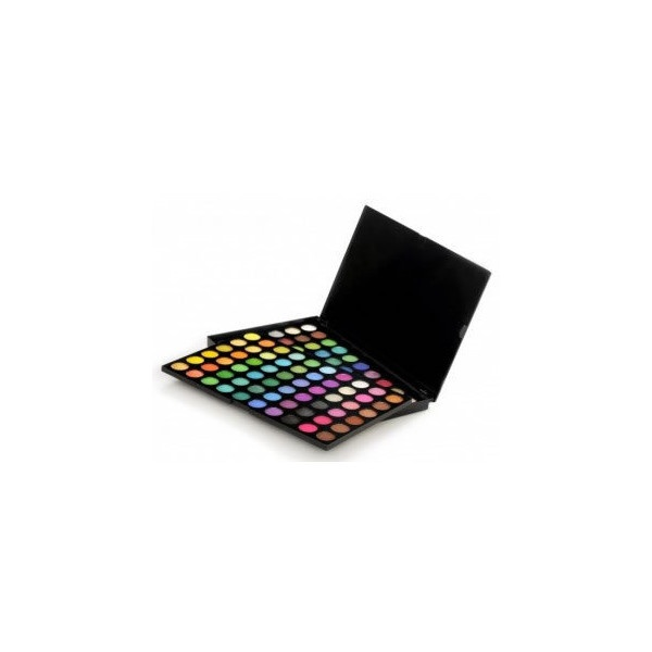 BH Cosmetics 120 Color Palette 2nd Edition (485 RUB) found on Polyvore