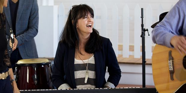 Professional musician Catherine Wood's interest was piqued – the concept of energetic truth in music was just too fascinating.