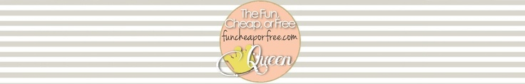 The Fun Cheap or Free Queen: Video of how to keep track of my budget and spending. So easy, you'll love it!