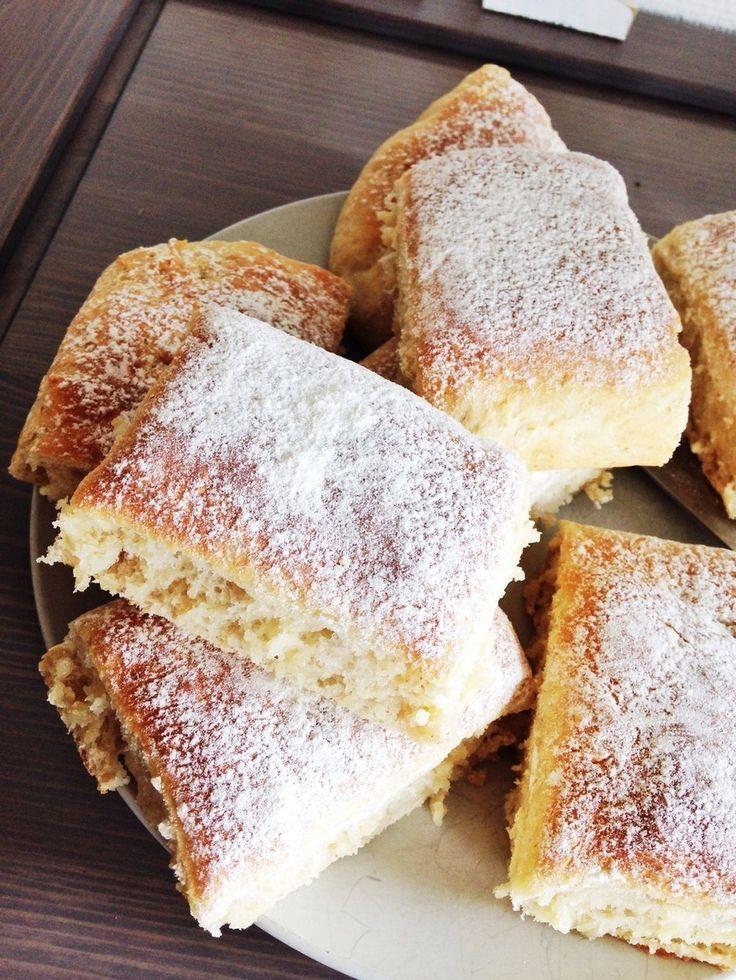 Bröd i långpanna – Sååå gott!!!
