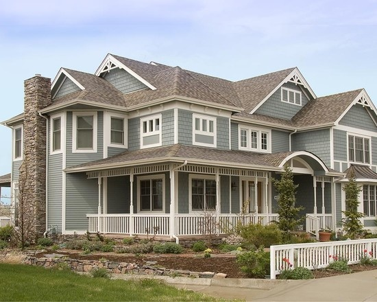 155 best dream homes exterior designs images on for New victorian style homes