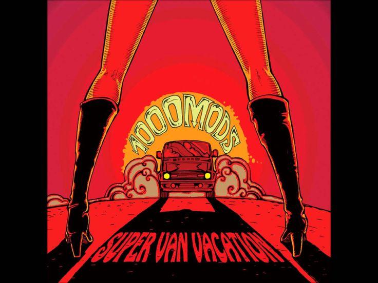 1000mods - Vidage (Greece/Stoner Rock) #jonnyexistence #music