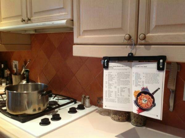 Вешалка на кухне