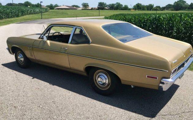 26k Original Miles 1970 Chevrolet Nova Chevrolet Nova Chevrolet Nova