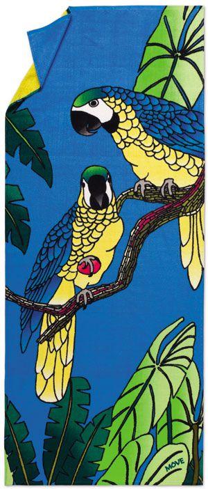 Möve Perroquets