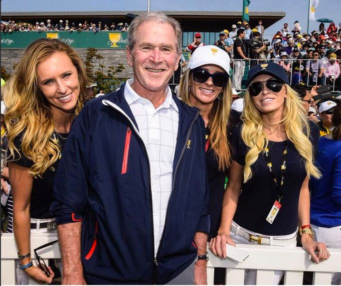 Presidents Cup WAGs: Wives and Girlfriends of the U.S. and International Teams | Golf.com