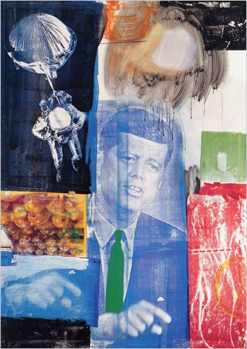 Robert Rauschenberg, American Artist, Dies at 82 - The New York Times