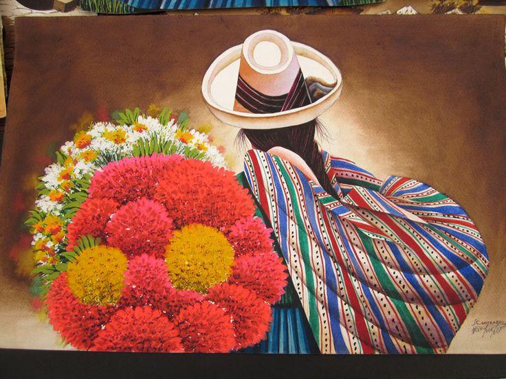 Peruvian Art   Global Talent Project More