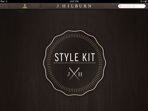 J.Hilburn launches Style Kit - iPad sales app for its customers and sales force
