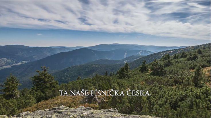 """Czech Patriotic Song - """"Ta naše písnička česká"""""""