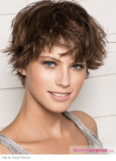 Hairstyles Women Alluring 93 Best Short & Spiky For 50 Images On Pinterest  Hair Cut