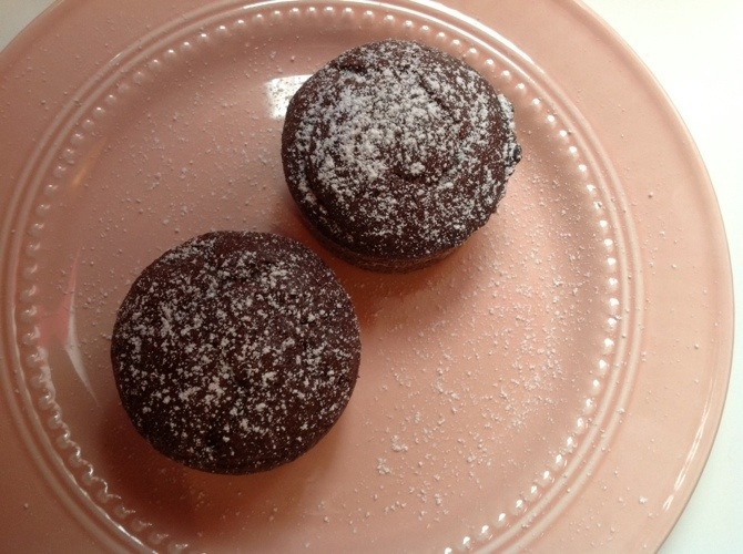 I made these minitarts the other day. Delicious! Recipe on my blog!
