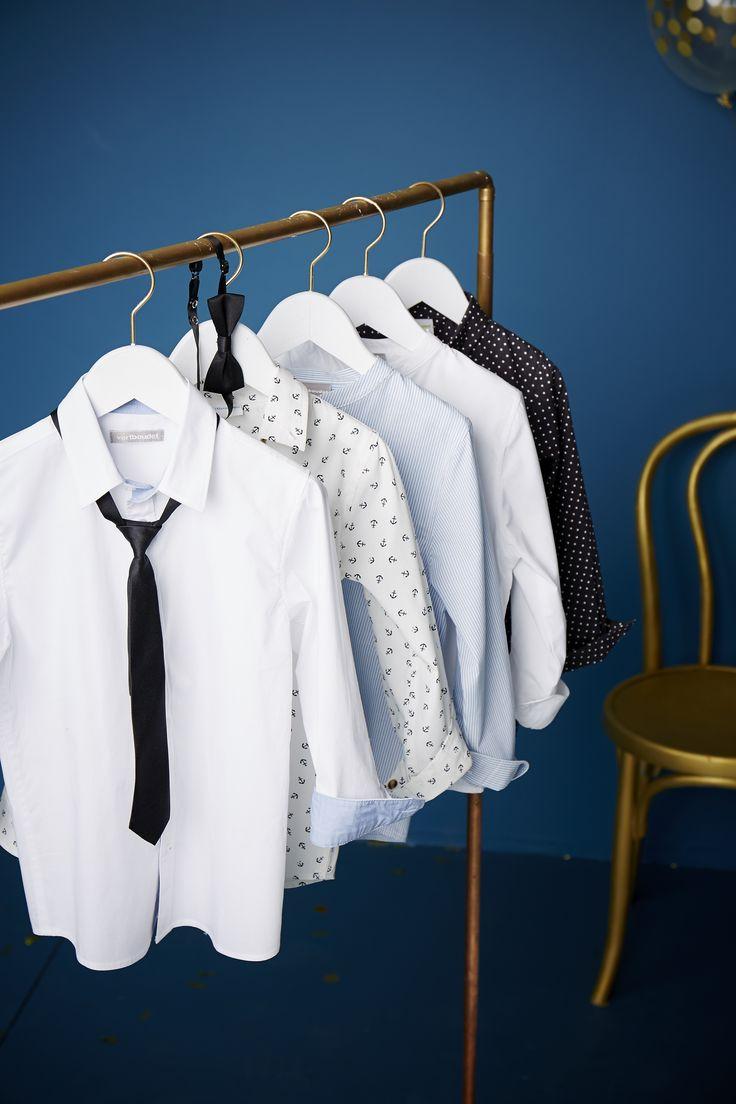 Chemises garçon Collection Automne-Hiver 2016 - www.vertbaudet.fr