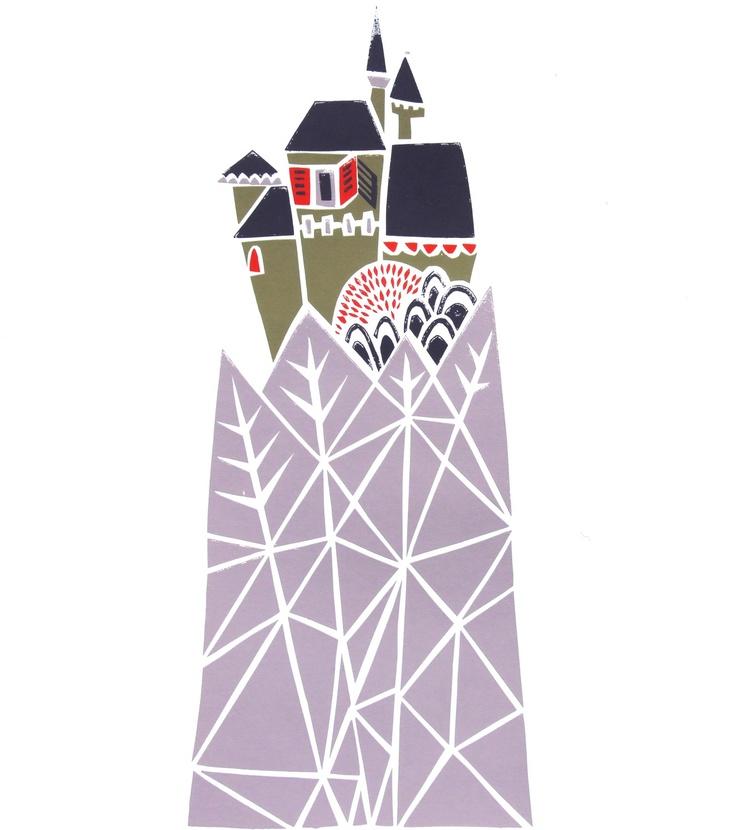 Illustration by Minka Svarcs (via Where the Lovely Things Are) #MinkaSvarcs