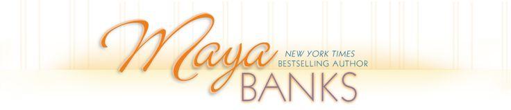 Maya Banks | Contemporary Romance, Scottish Historicals, Romantic Suspense