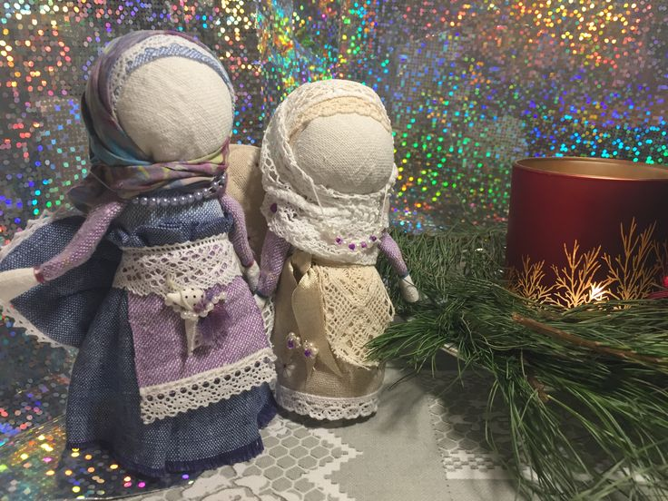 Orthodox Christmas angels Tussi